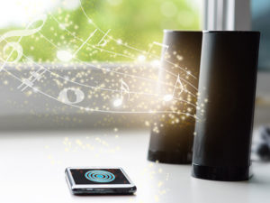enceinte-bluetooth-domotique